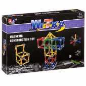 Магнитный конструктор WITKA, 80 деталей 934