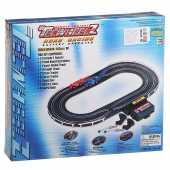 Автотрек р/у Road Racing 2 с двумя болидами на бат. (звук), 1:43, 77111
