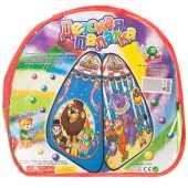 """Игровой домик """"Палатка"""" РАС (2 вида), A999-159/161"""
