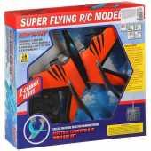 Самолет р/у X-Fighter с электродвигателем (на аккум.), красный, WX8814