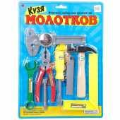 Набор  инструментов Кузя Молотков ZYK-009C-3
