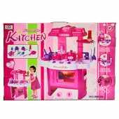 Игровой набор Kitchen (свет, звук), 383-017