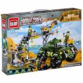 Конструкто ENLIGHTEN  Военная база Combat Zone,396 деталей 1712
