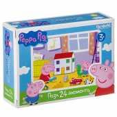 Мини-пазл Peppa Pig 24элемента, 01594