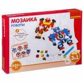 Мозаика «РОБОТЫ» - Логические, развивающие игры и игрушки Bondibon