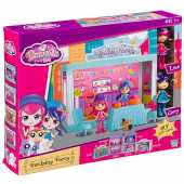 Игровой набор Birthday Party - Дом с куколками, 60215