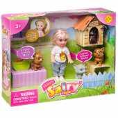 Кукла Defa Sairy с домашними питомцами, 270
