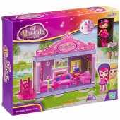 """Игровой набор """"Дом-гостиная"""" с куколкой, 60311"""