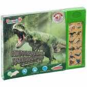 Обучающая книга Умный Я. Плотоядные динозавры Б59865