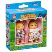 Игровой набор Happy Family с 2 мишками, 012-02C
