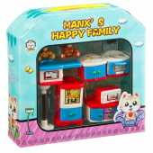 Игровой набор мебели Manx's Happy Family - Кухня, HY-032AE